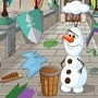 Olaf Cleans